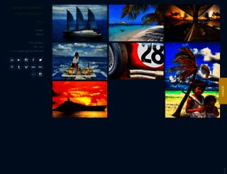 markoconnell.photodeck.com screenshot
