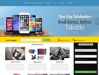 markomobile.com screenshot
