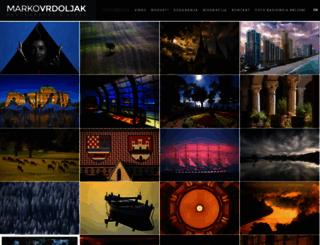 markovrdoljak.com screenshot