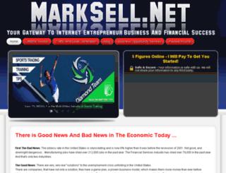 marksell.net screenshot