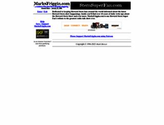 marksfriggin.com screenshot