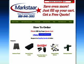 markstaar.com screenshot