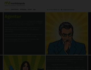 marktimpuls.de screenshot