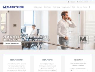 marktlink.nl screenshot