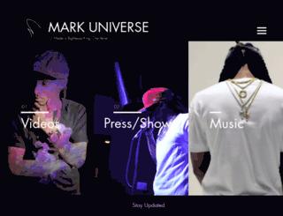 markuniverse.com screenshot