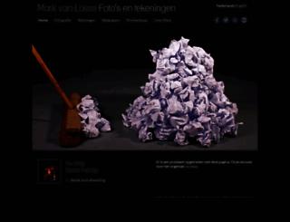 markvanlaere.nl screenshot