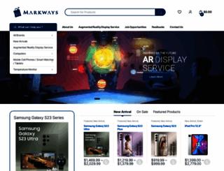 markways.com screenshot