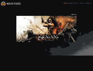 marlenstudios.com screenshot