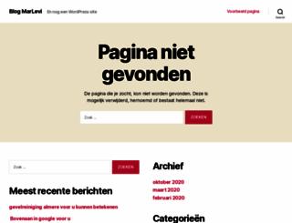 marlevi.nl screenshot