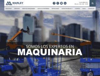 marleyindustrialsupply.com screenshot