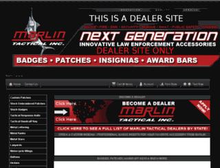 marlintactical.net screenshot