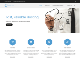 marlinwebservices.com screenshot