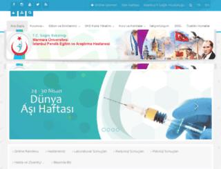 marmaraeah.gov.tr screenshot