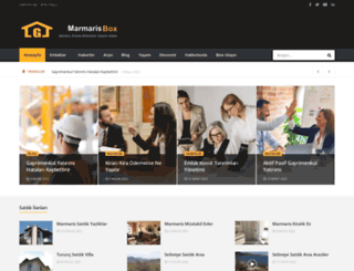 marmarisbox.com screenshot