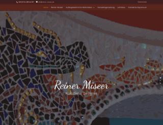 marmor-miseer.de screenshot