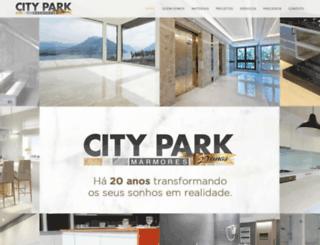 marmorescitypark.com.br screenshot