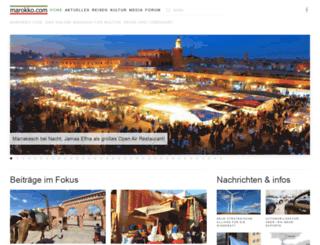 marokko.net screenshot