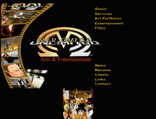 maromega.com screenshot