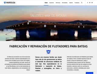 marousa.com screenshot