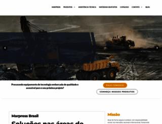 marpressbrasil.com.br screenshot