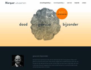 marquer.nl screenshot