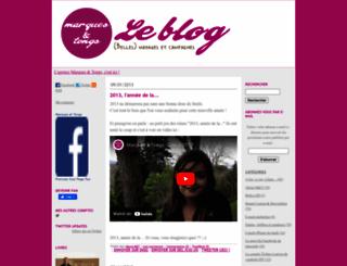 marques-et-tongs.typepad.com screenshot