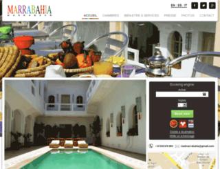 marrabahia.com screenshot