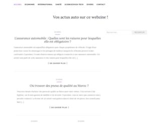 marrakech-directcar.com screenshot