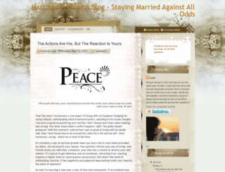 marriageproblemsblog.blogspot.com screenshot