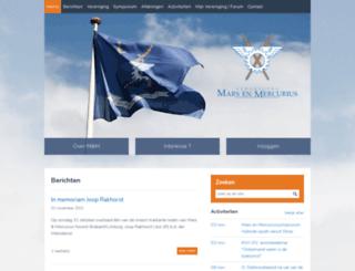 mars-mercurius.nl screenshot
