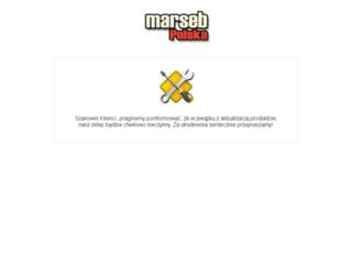 marseb.redcart.pl screenshot