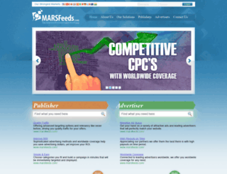 marsfeeds.com screenshot