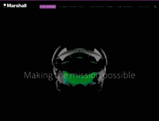 marshalladg.com screenshot