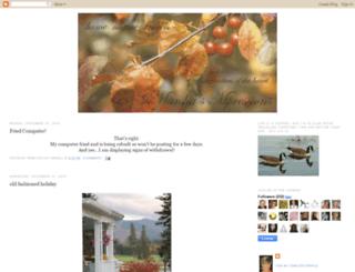 marshasmpressions.blogspot.com screenshot