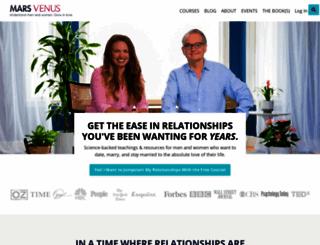 marsvenus.com screenshot