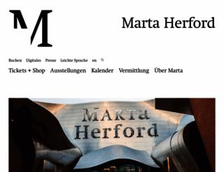 marta-herford.info screenshot