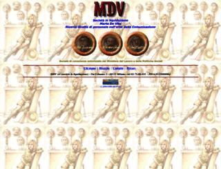 martadevita.it screenshot