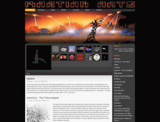 martianarts.net screenshot