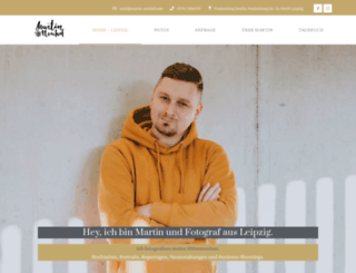 martin-neuhof.com screenshot