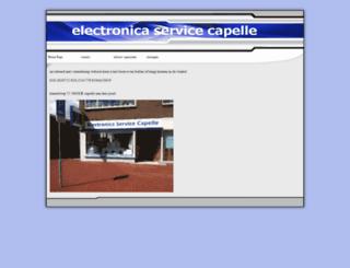 martinelectronica.nl screenshot