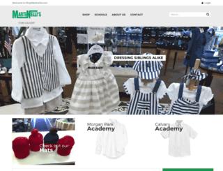 martinellischildrenswear.com screenshot