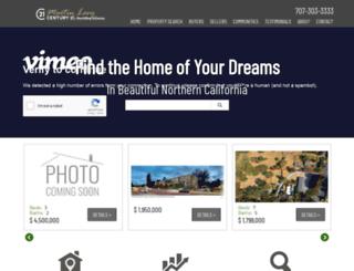 martinlevy.com screenshot
