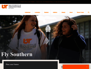 martinmethodist.edu screenshot