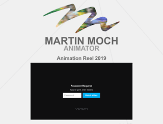 martinmoch.com screenshot
