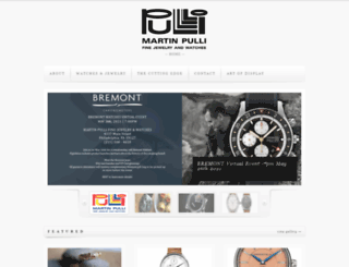 martinpulli.com screenshot