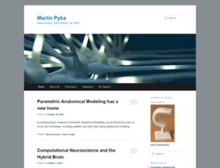 martinpyka.de screenshot