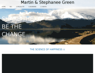 martinstephqhope.com screenshot