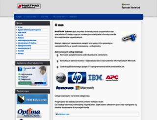 martmax.pl screenshot
