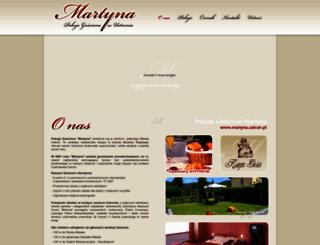 martyna.ustron.pl screenshot