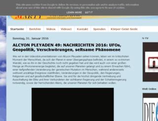 martynachrichten.blogspot.co.at screenshot
